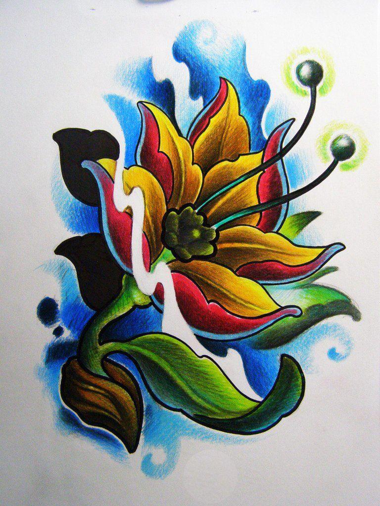 Парфюмерия в цветах
