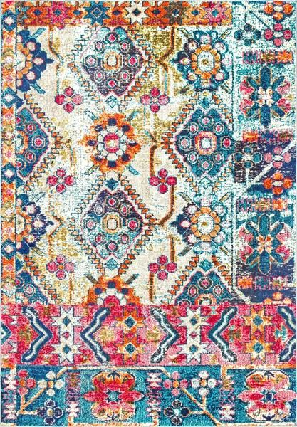 Nuloom Multi Mana Floral Area Rug Multiple Sizes