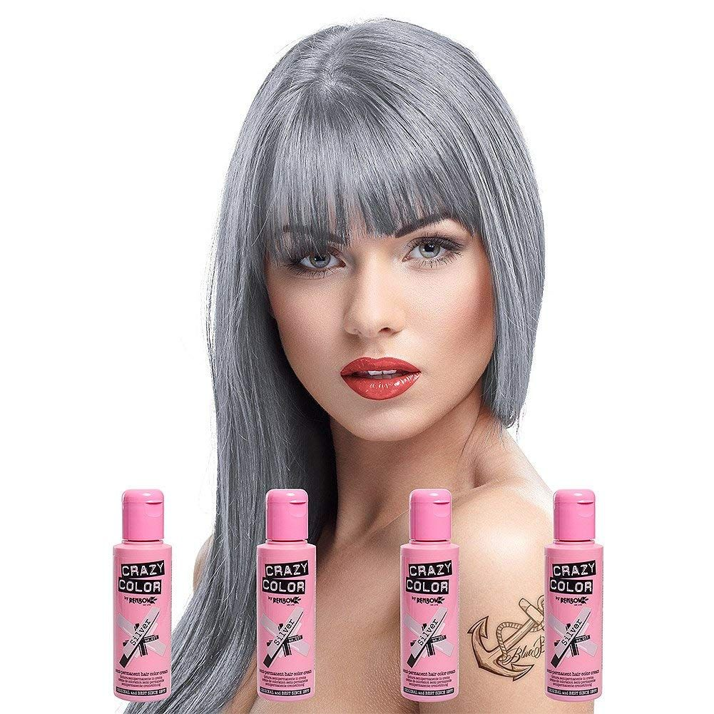 Park Art|My WordPress Blog_Silver Pearl Permanent Creme Hair Color