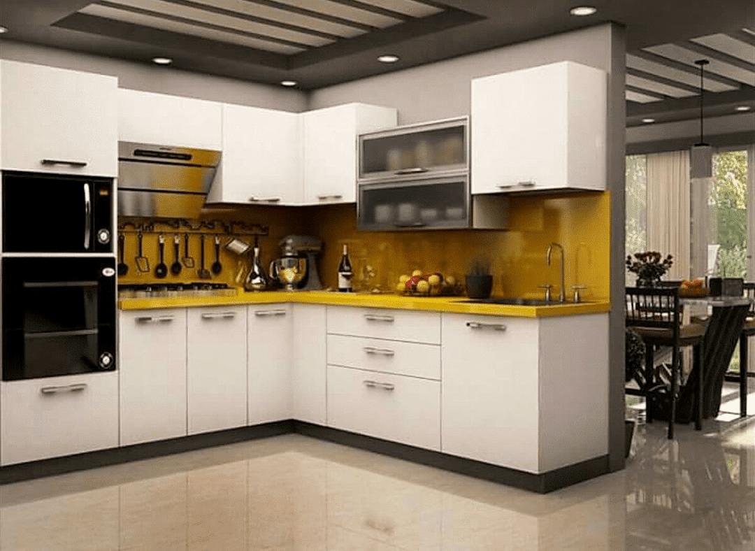 7 اشكال مطابخ مميزة صور مطابخ حقيقة من تنفيذ مطابخ بن صبري Kitchen Interior Inspiration Interior Design Kitchen Kitchen Interior