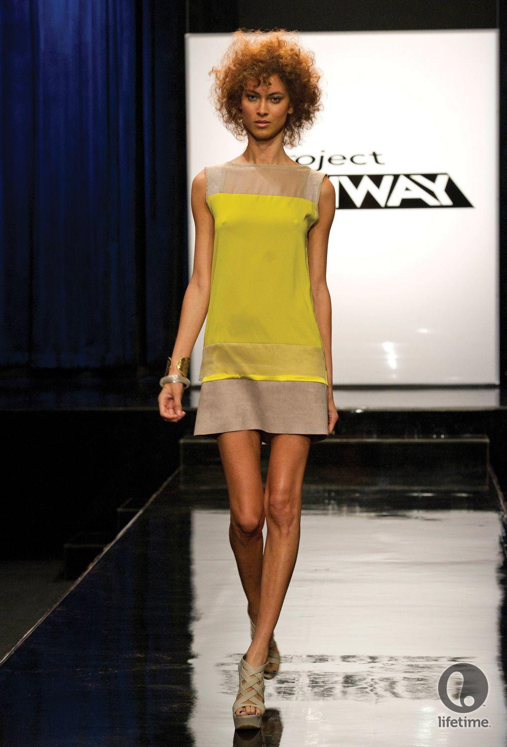 Design by Michelle Lesniak Franklin #ProjectRunway Season 11 #MakeItWork #Fashion