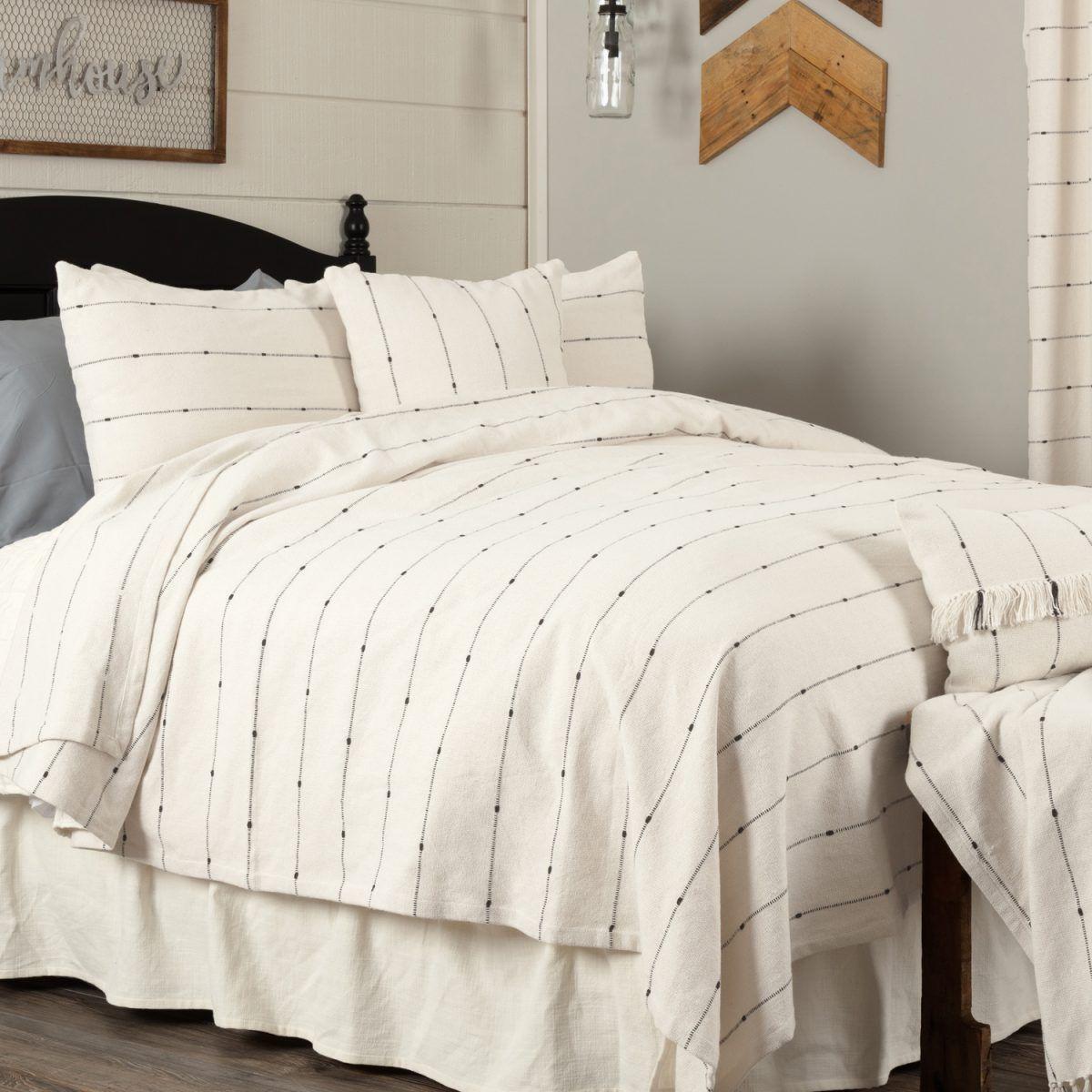 31+ Modern farmhouse bedspreads ideas