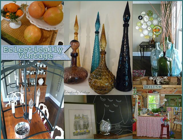 Eclectically Vintage blog  http://www.eclecticallyvintage.com/blog.html