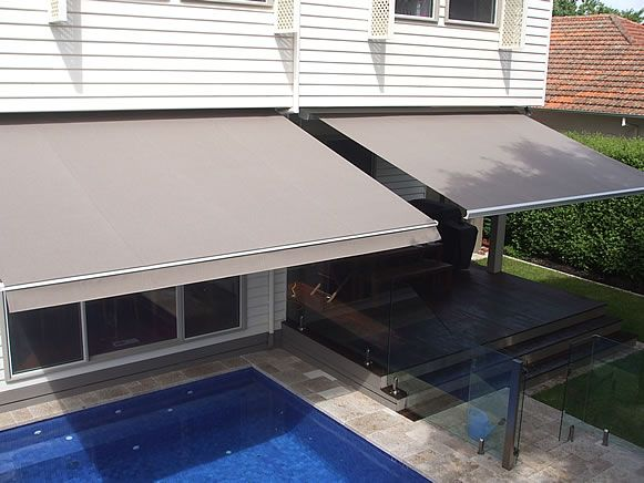 Folding Arm Awnings Melbourne Retractable Awnings Undercover Blinds Shade Systems Melbourne Pool Shade Window Awnings Outdoor Spaces