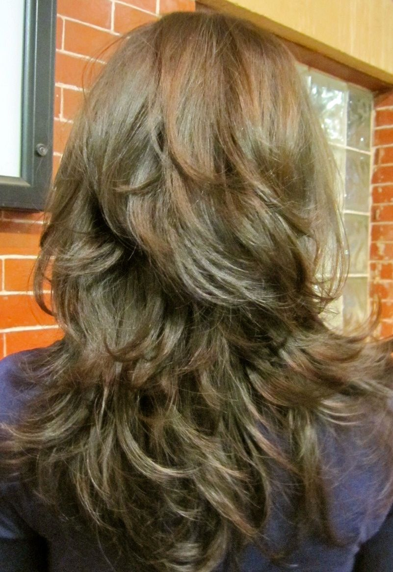 Haircut Blowout And Style By Tiffany Hair Haircut Blowout