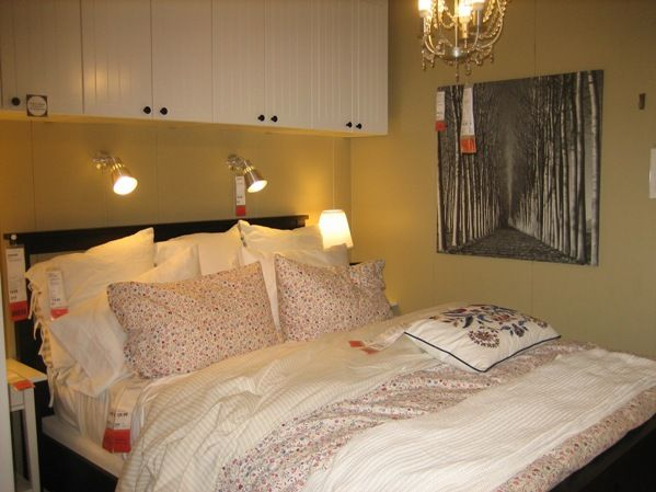 Storage Over The Bed The Place We Call Home Pinterest Storage Smallest House And