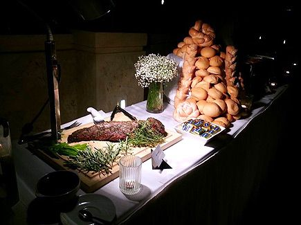 La Credenza Catering : Chef eliel s catering services buffets
