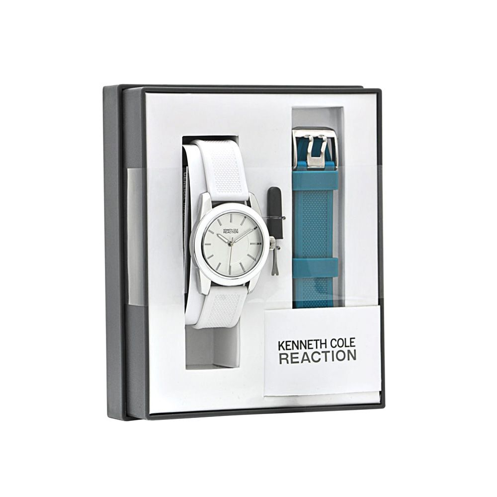 I love the Kenneth Cole Reaction Watch Set from LittleBlackBag