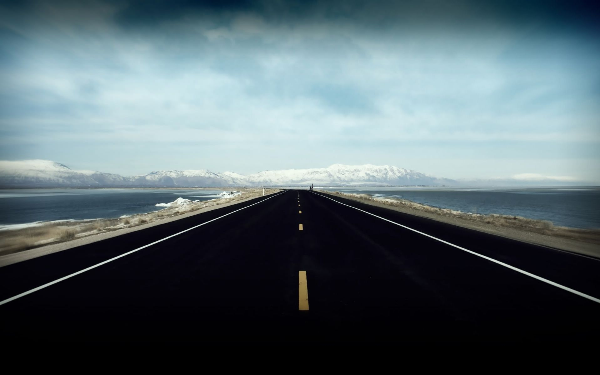 Beautiful Road View Super Hd Wallpaper Background Images Beautiful Roads Landscape Wallpaper