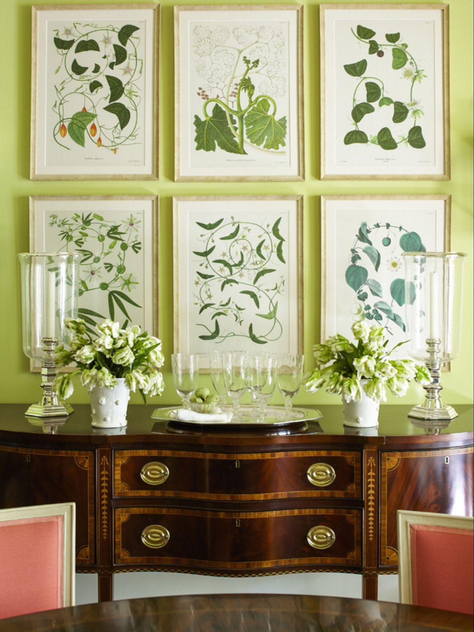 Bang! Perfection! | Vignettes | Pinterest | Bangs, Room and Green walls