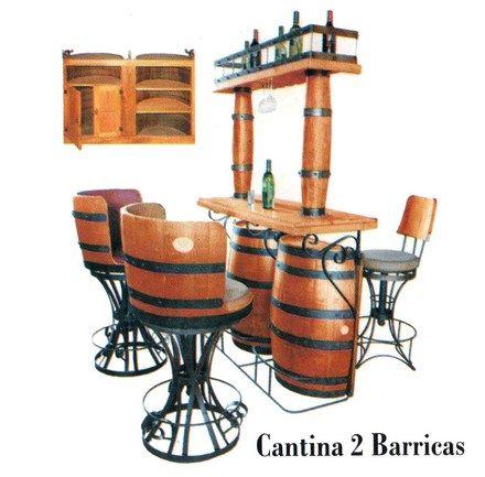Barriles muebles tonala chapala tlaquepaque jalisco - Muebles rusticos mexicanos ...
