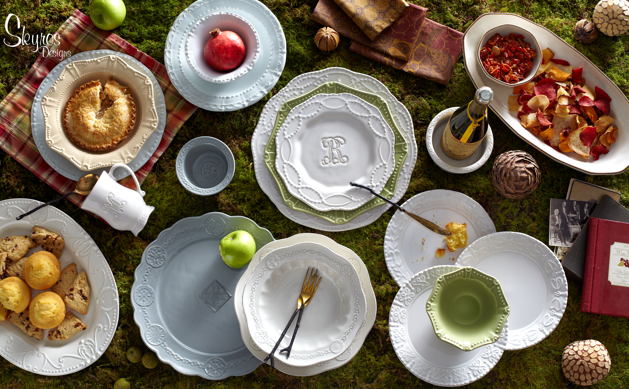 Skyros Designs Dinnerware