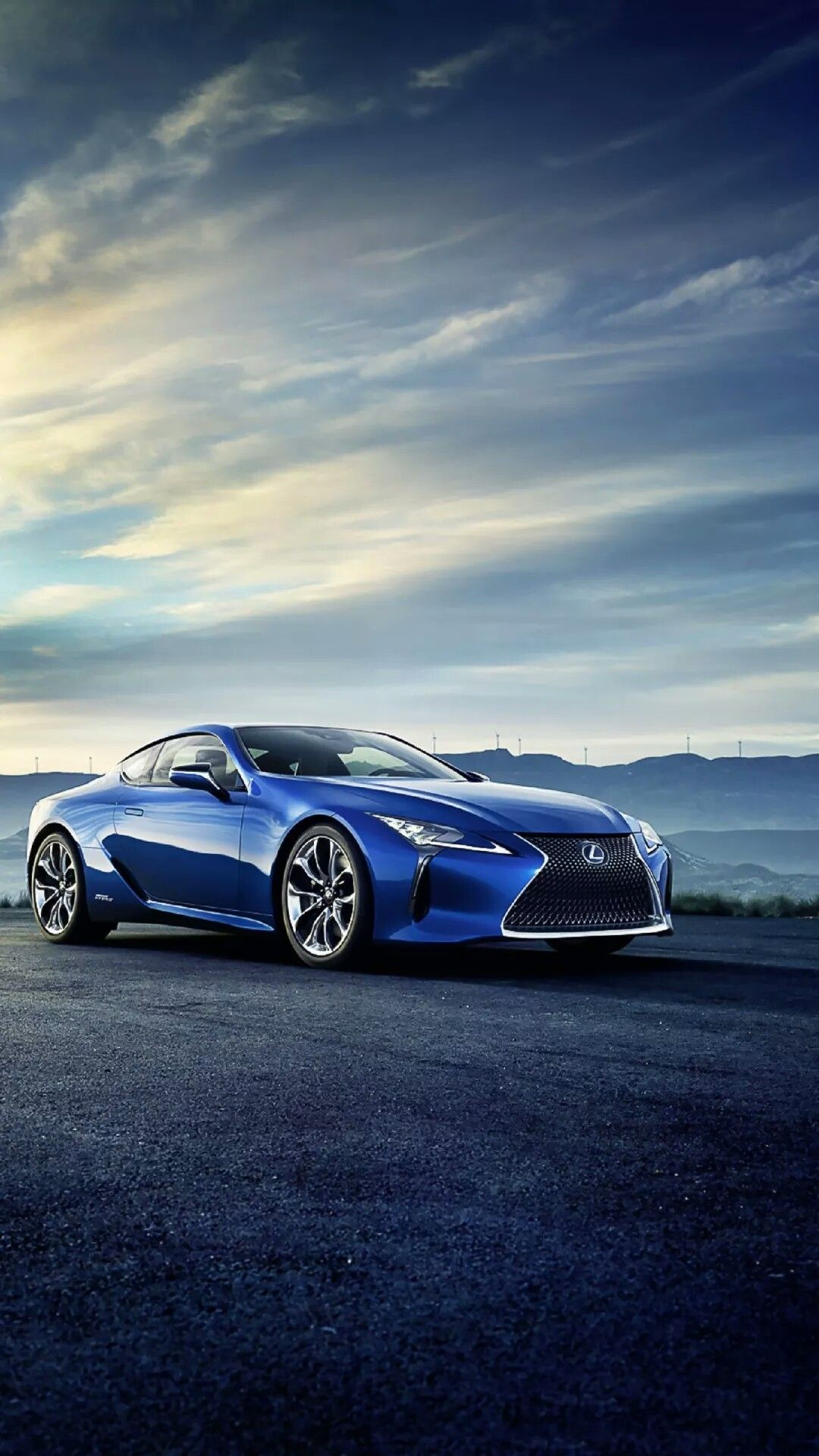 Pin by Elena Rodriguez on ️Royal blue ️ Lexus lc, Car