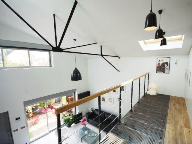 am nager son int rieur dix lofts sources d 39 inspiration lofts loft ideas and extensions. Black Bedroom Furniture Sets. Home Design Ideas