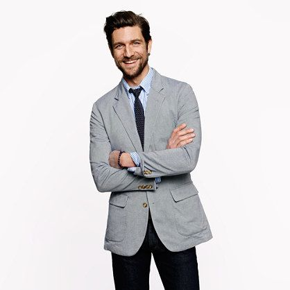 J. Crew makes too many sport coats that I really cannot/should not ...