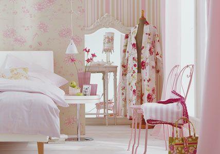 Schlafzimmer Landhausstil Rosa – secretstigma.net