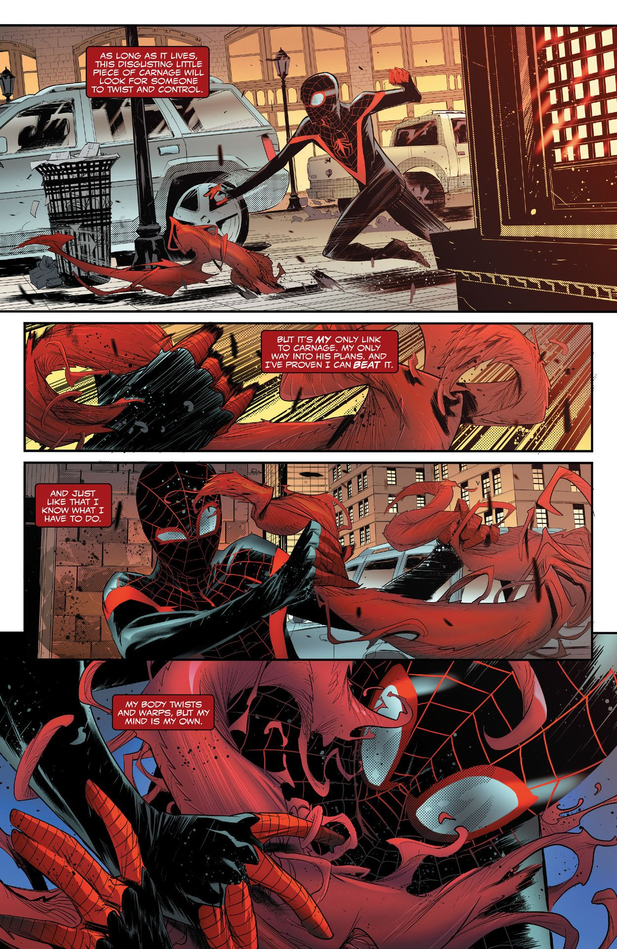 Absolute carnage miles morales 3