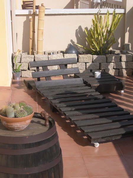 Costruire Sdraio In Legno.Come Fare Una Sedia A Sdraio Con I Pallet I Disegni E Le