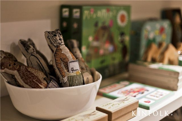 London | Designers can easily get a one-stop shop for family shopping | Kinfolk