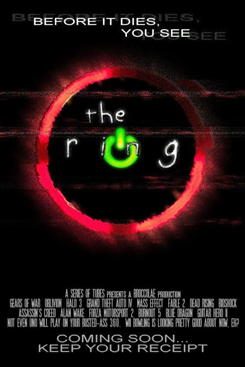 #The_Ring (Of Death) - #Red_Ring_Of_Death