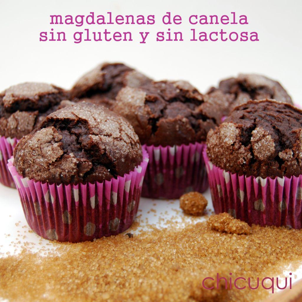 Receta De Magdalenas Sin Gluten Y Sin Lactosa En Galletas Decoradas Chicuqui Com Magdalenas Sin Gluten Sin Gluten Magdalenas