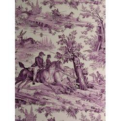 antique Frech early 1900s wallpaper (price per meter)   Toile de jouy   Vintage wallpaper ...