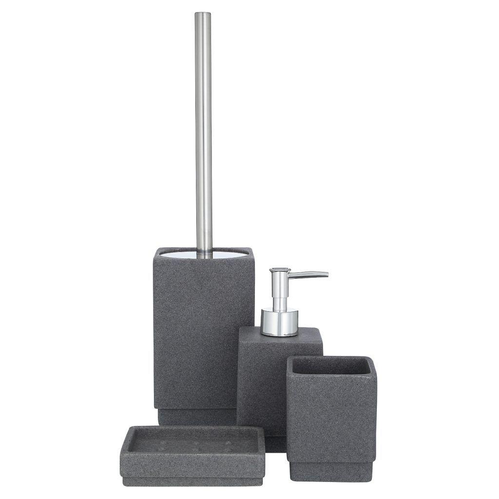 Asda Sandstone Bathroom Accessories  Bathroom sets, Bathroom