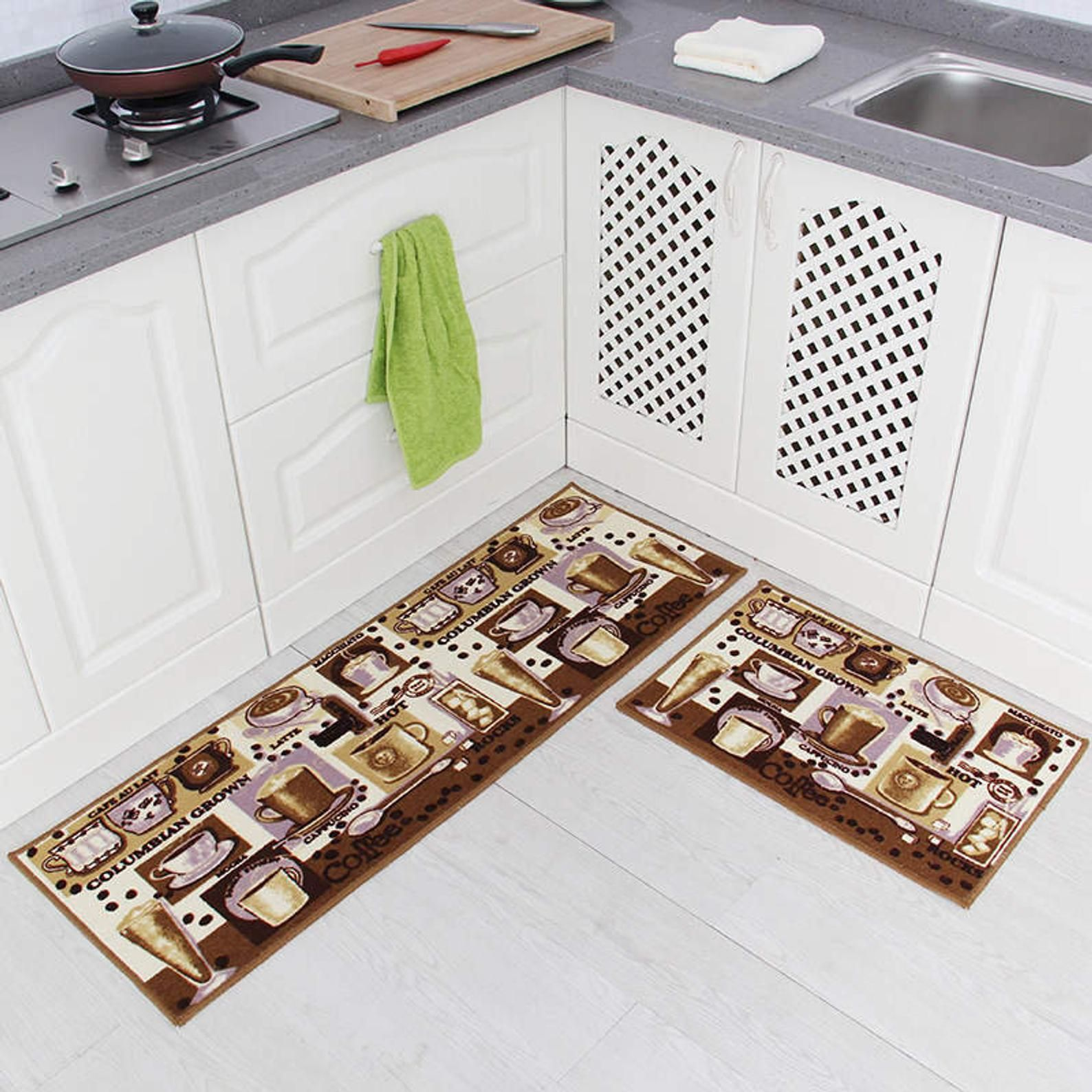 Long Kitchen Mat Bath Carpet Floor Mat Home Entrance Doormat Etsy In 2020 Kitchen Mats Floor Kitchen Mat Modern Kitchen Rugs