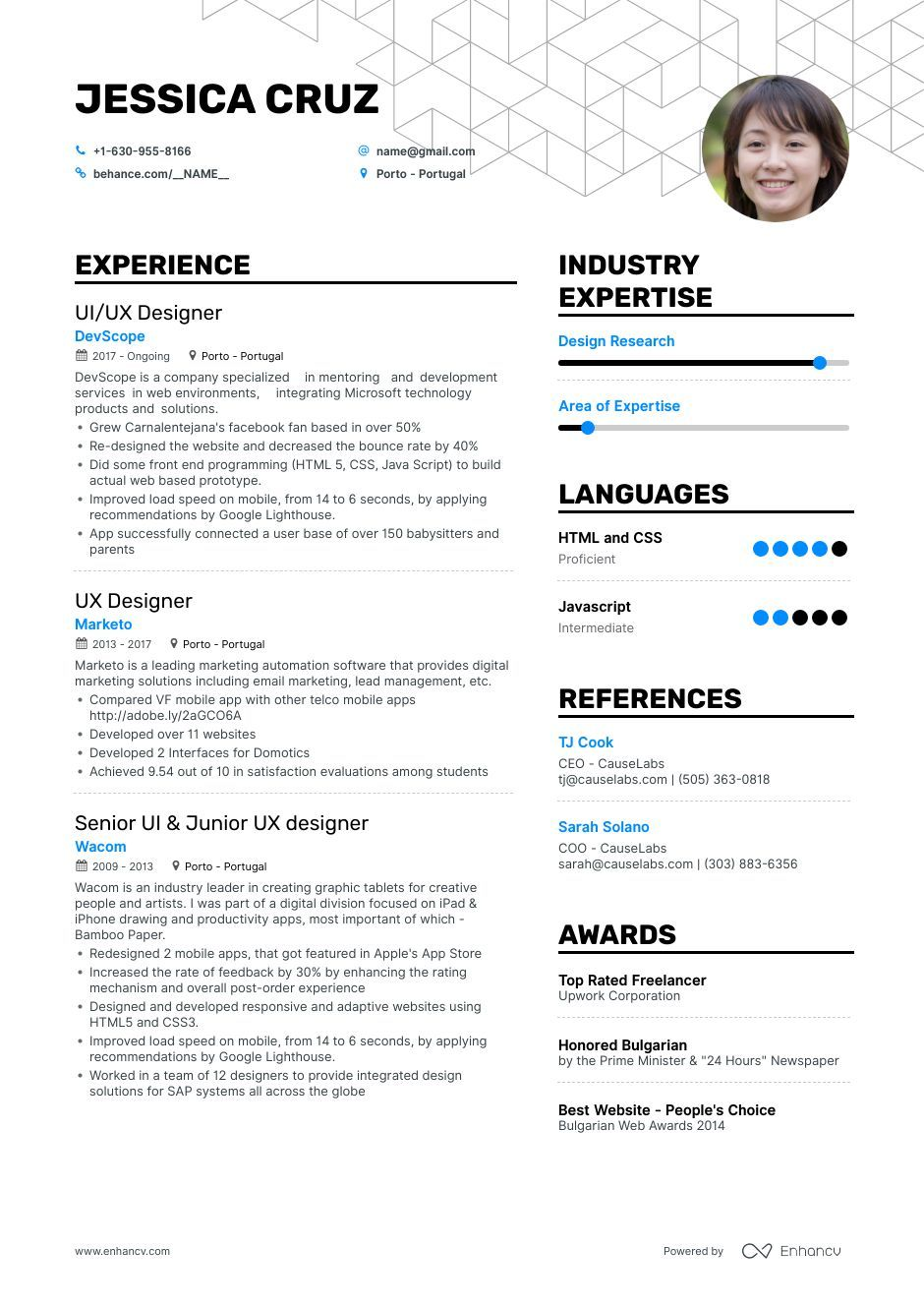 Pin On Art And Design Resume Examples