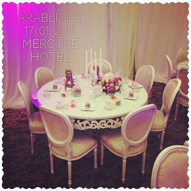 Event Party Wedding ابداع اراب لايت حفلات طاولات مناسبات مؤتمرات معارض كوشات مون لايت ليزر كوش 2015 تنسيق ور Dining Table Table Table Settings