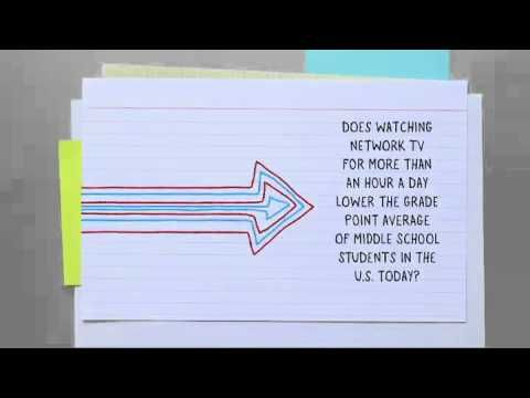 """""""There is no moment when a sociologist's work is done"""" Research Methods animation by Dalton Conley - YouTube"""