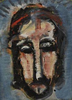 La Sainte Face, par Georges Rouault
