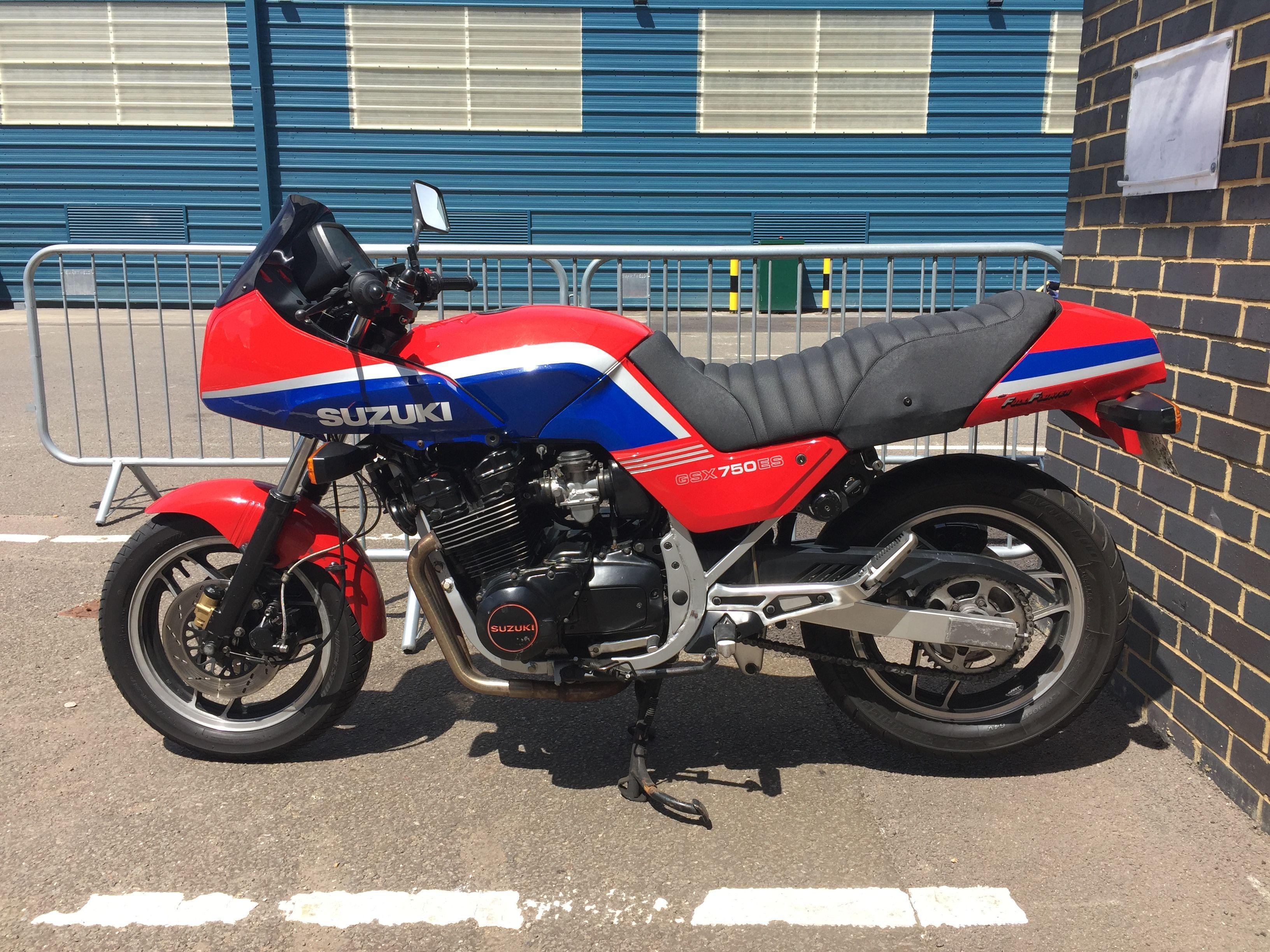 suzuki gsx750es classic superbike moto gp pinterest motogp and rh pinterest  com 1998 Suzuki Sidekick 1991 Suzuki Sidekick Manual