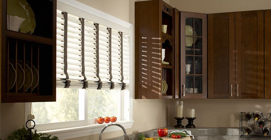 3 Day Blinds Faux Wood Blinds Real Wood Look Perfect