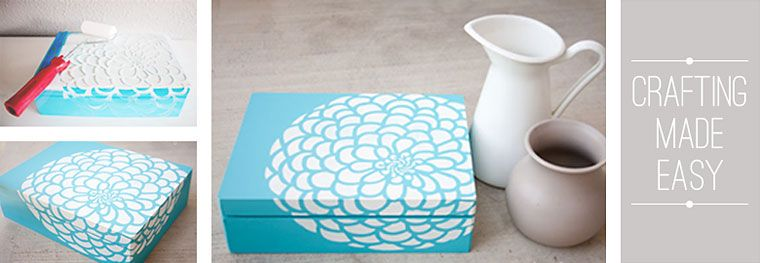 Cutting Edge Stencils- for walls and crafts!