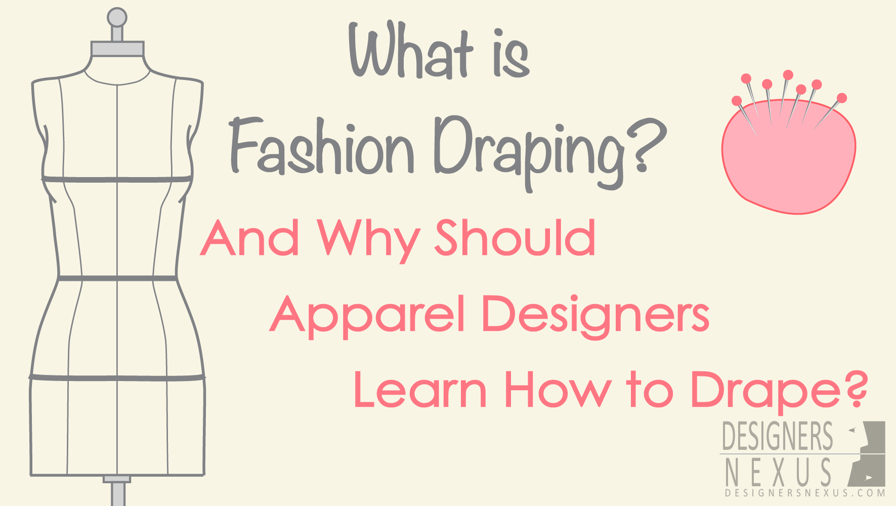 What Is Fashion Draping And Why Should Designers Learn How To Drape What Is Fashion Drapes Fashion
