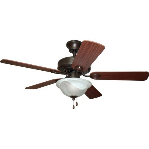 56 97 Home Elegance 42 Ceiling Fan French Bronze Decor