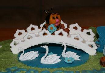 How To Make A Bridge Cake Decorating Tutorials Cake Tutorial Cupcake Designs