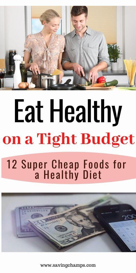 Photo of So essen Sie mit kleinem Budget gesund: 12 super günstige Lebensmittel für eine gesunde Ernährung