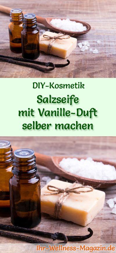 salzseife mit vanille duft selber machen seifen rezept anleitung seifen selber machen. Black Bedroom Furniture Sets. Home Design Ideas