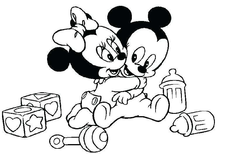 Mickey Et Minnie Coloriages Mickey Mickey B 1 Coloriage Mickey Minnie Bebe Coloriage Mickey Coloriage Mickey A Imprimer Coloriage Disney