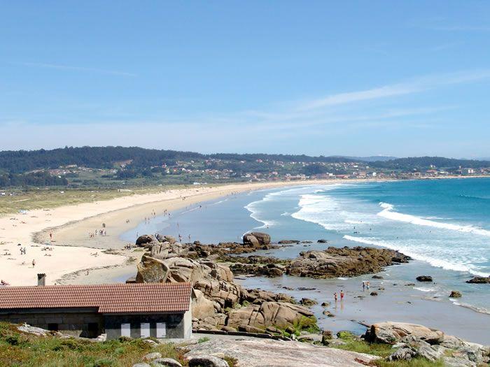 A Lanzada Web De Turismo Concello Do Grove Playas Exóticas Playas Paradisiacas Galicia Turismo