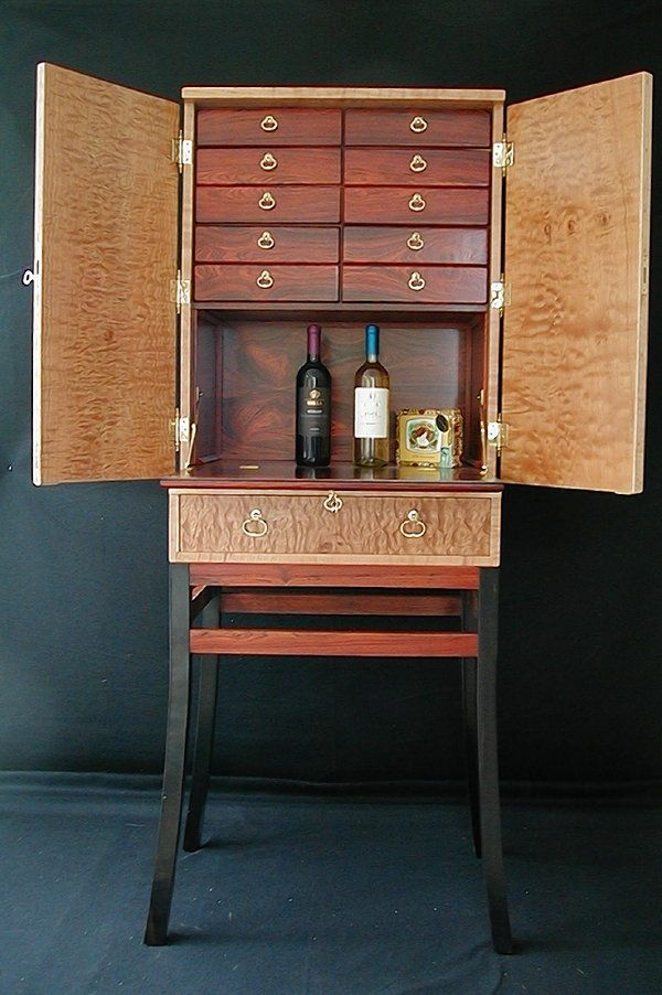 Quilted Humidor