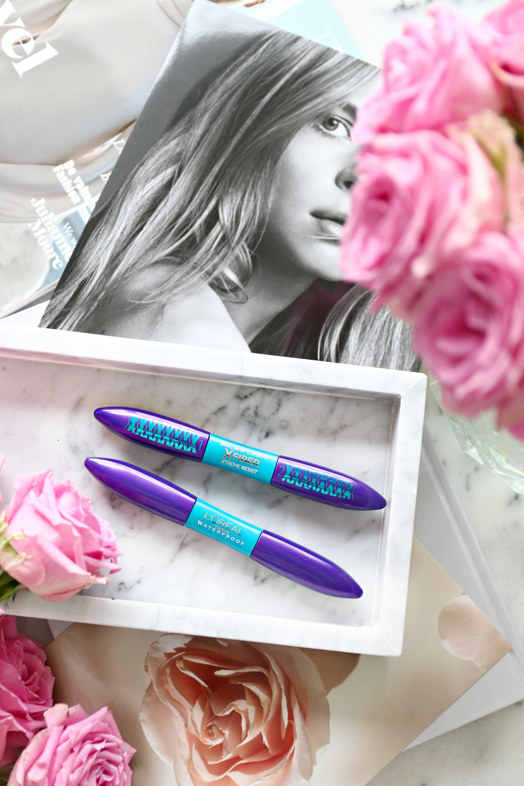 L'Oréal XFiber Xtreme Resist mascara review