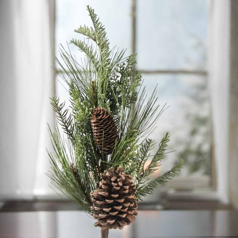 Artificial Pine And Cedar Spray Picks And Stems Floral Supplies Craft Supplies Floral Supplies Holiday Floral Round Decor