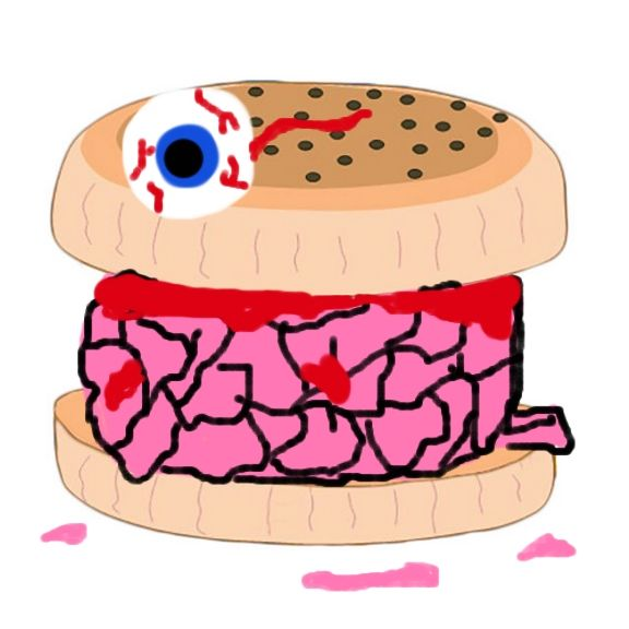 Are You Hungry? Fill The Burger - #ZombieBurguer