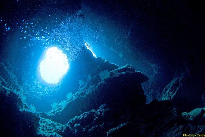 ボード Blue Hole のピン