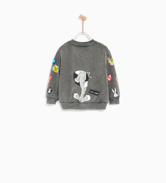 revisa e6e69 60ba7 SUDADERA LOONEY TUNES | Characters in 2019 | Sweatshirts ...
