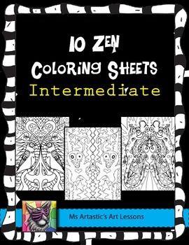 Doodle Coloring Pages Zen Doodles Teaching Wonder Doodle Coloring Doodles