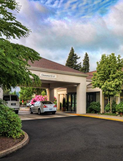 Courtyard By Marriott Springfield Or Springfield Courtyard